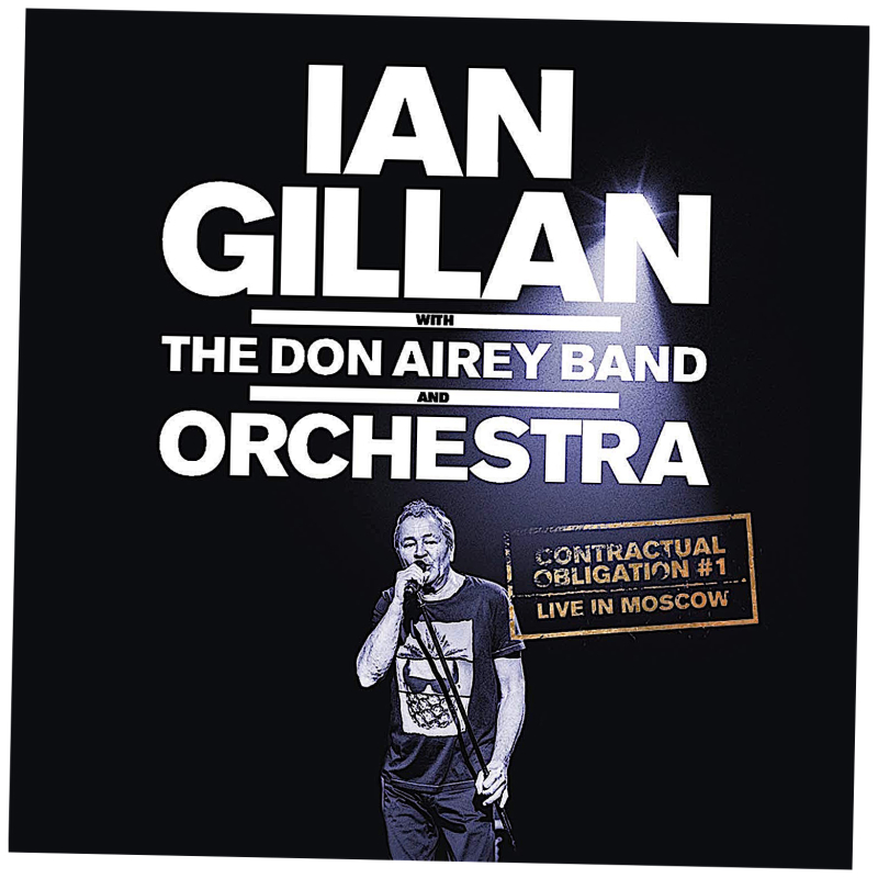 Gillan album