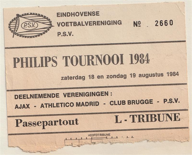 Ticket psv