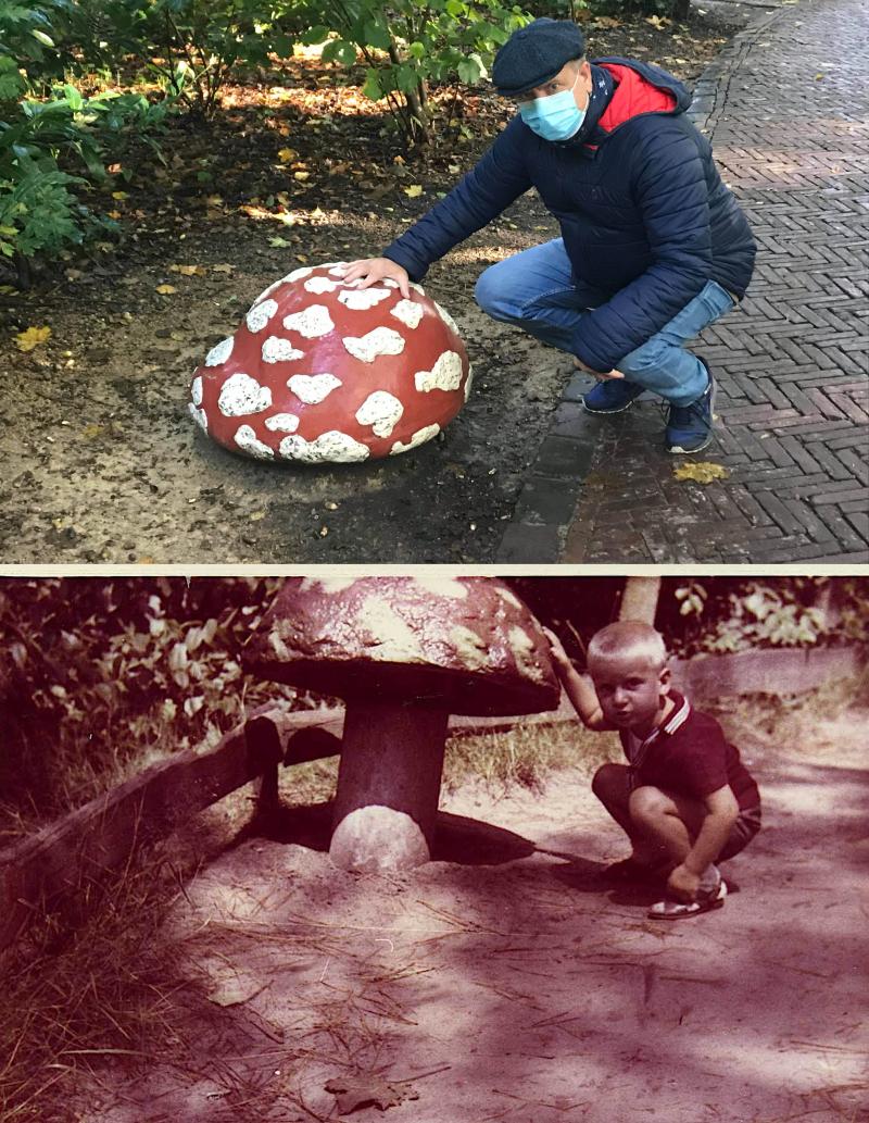 Efteling toen en nu