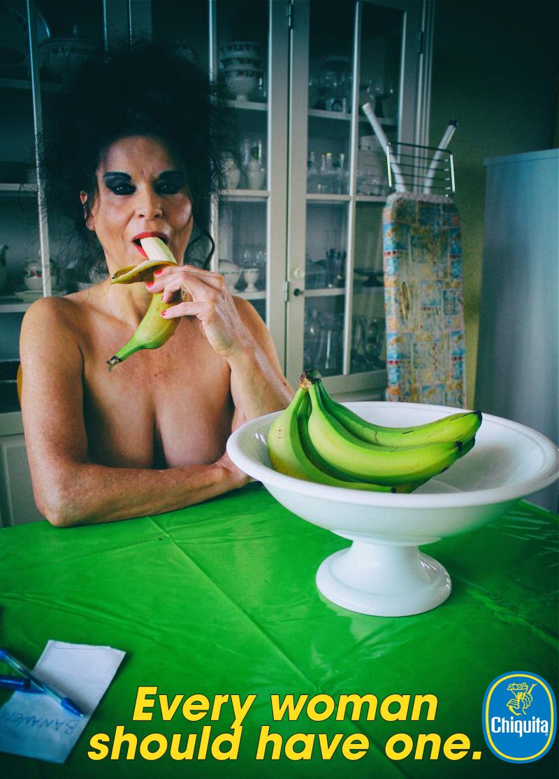 Chiquita ad