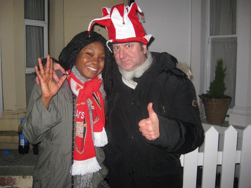 Arsenal chick