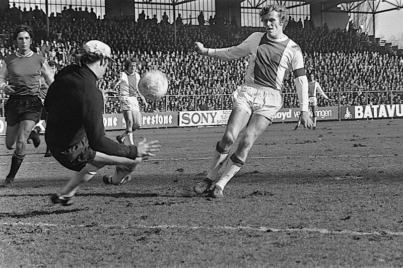 Ajax psv 12 maart 1972
