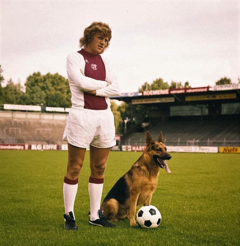 Haan en hond