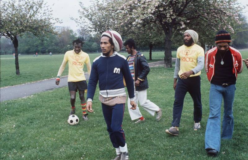 Battersea park eind of seventies