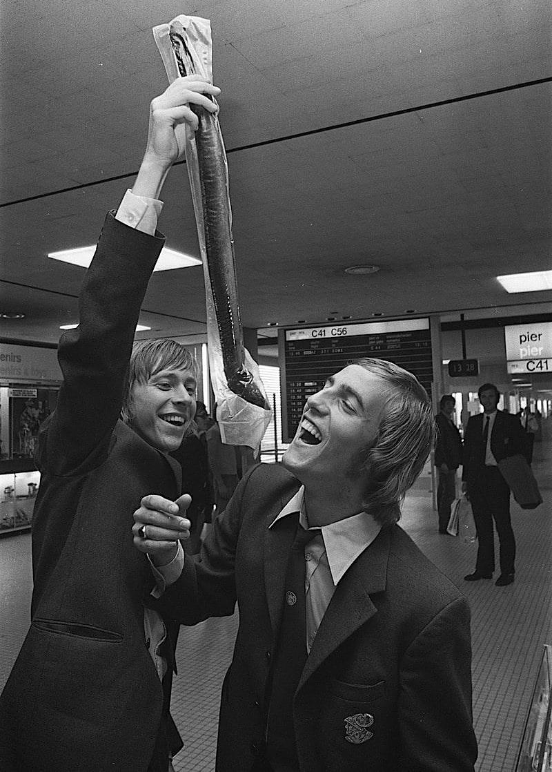 27 september 1971 op weg naar dresden