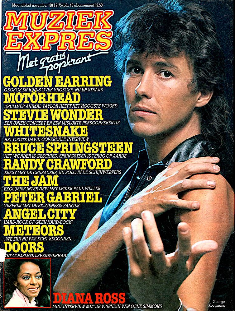George muziek expres