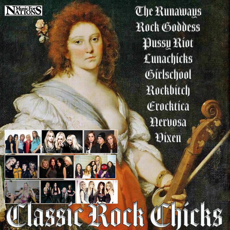 Rock chicks cd