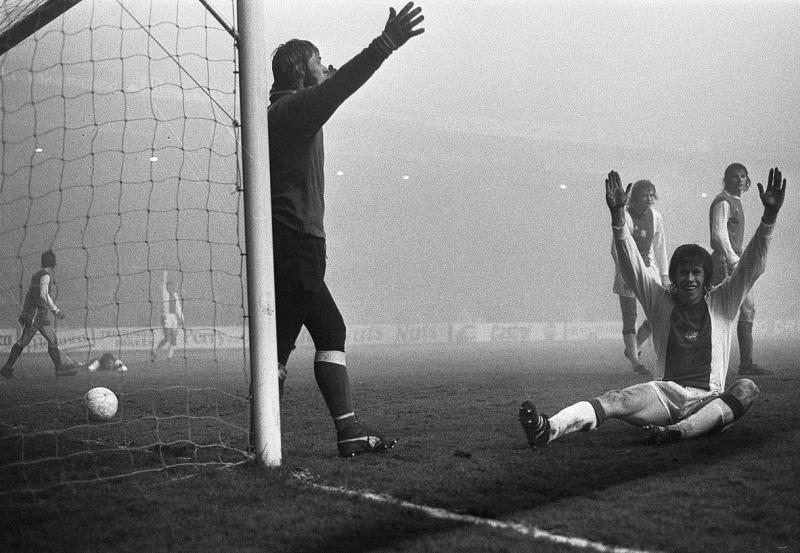 Ajax az67 13 maart 1974